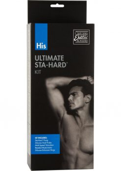 His Ultimate Sta Hard Kit
