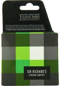 Sir Richards Classic Ribbed 3pk