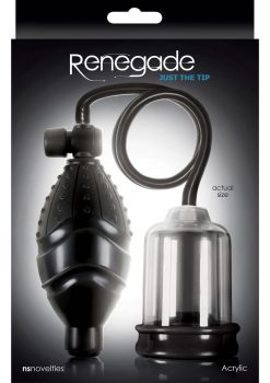 Renegade Just The Tip Pump