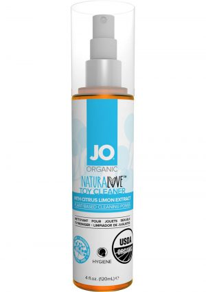 Jo Organic Toy Cleaner 4 Oz
