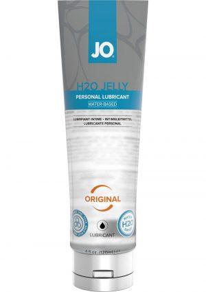 Jo H2o Jelly original Lube 4 Oz