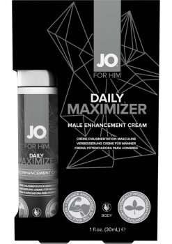 Jo Daily Maximizer Male Enhancement Cream 1 Oz