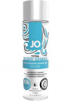 Total Body Anti Bump Shaving Gel Unscented