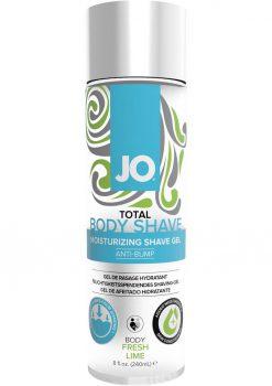 Total Body Anti Bump Shaving Gel Lime