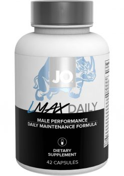 Mens Libido Daily Boost Supp 30 Count