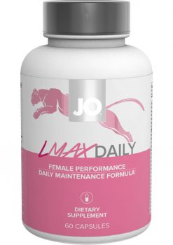 Womens Libido Daily Boost Supplement 30 Count