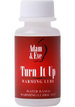 Liquids Turn It Up Warming Lube 1oz