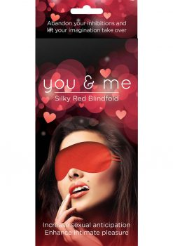 You and Me Blindfold