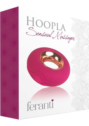 Feranti Hoopla Massager Pink