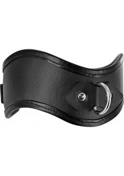 Frisky Straight Up Locking Posture Collar Black