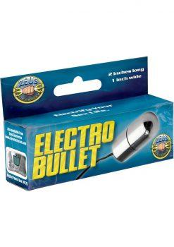 Zeus Electro Bullet Silver 2 Inch
