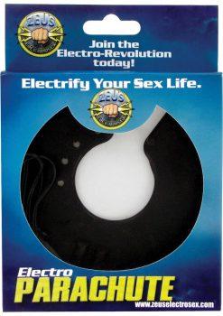 Zeus Electro Ball Stretcher Parachute Black