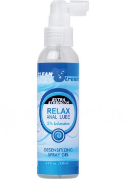 Clean Stream Extra Strenghth Desensitizing Anal Lube 4.4 Oz