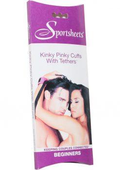 Flirt Kinky Pinky Cuffs Pink