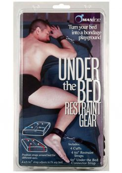 Under The Bed Restraint Gear - Manl