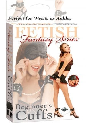 Fetish Fantasy Beginner`s Cuffs