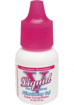 Liquid V Stimulating Gel For Women 0.3 Ounce