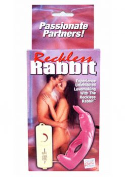 Reckless Rabbit Remote Pink