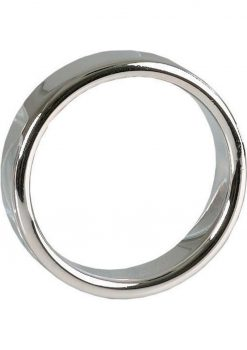 Alchemy Metallics Seamless Wide Metal Large Band 2.2 Inch Diameter