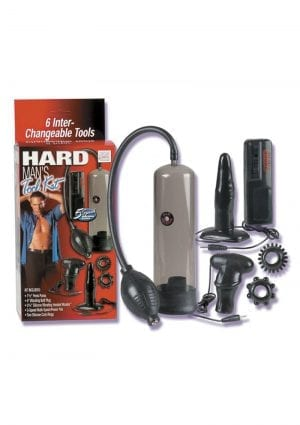 Hard Man`s Tool Kit