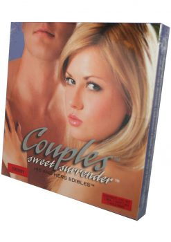 Couples Sweet Surrender His And Hers Edible 3 Piece Cherry