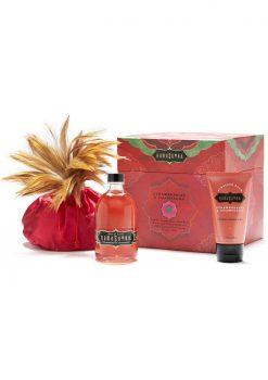 Kama Sutra Treasure Trove Strawberry Champagne