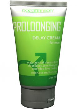 Prolonging Cream