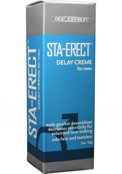 Sta-erect Cream 1/2 Oz