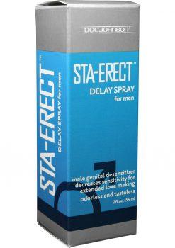 Sta-erect Spray 1 Oz