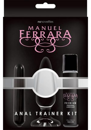 Manuel Ferrara Anal Trainer Kit