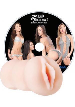 Zero Tolerance Glory Holes Xtra Large Vagina Masturbator Kit