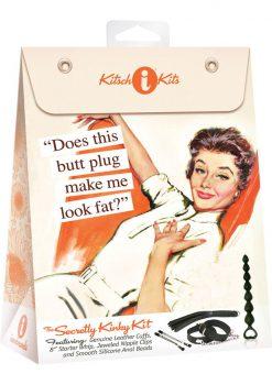 Kitsch Kits Secretly Kinky Kit