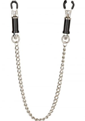Nipple Play Superior Nipple Clamps 19.25 Inch