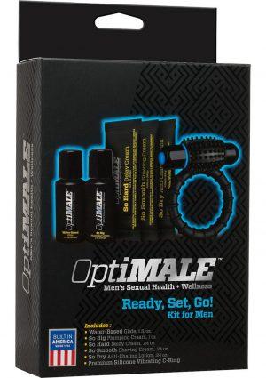 Optimale Ready Set Go Kit For Men
