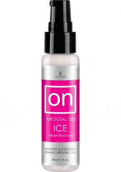 On For Her Arousal Gel Ice 1oz
