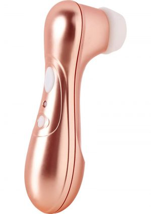 Satisfyer Pro 2 Rechargeable Silicone Stimulator Waterproof