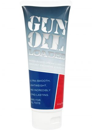 Gun Oil Loaded 3.3oz