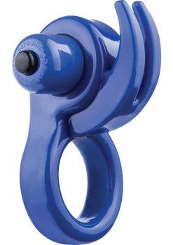 Orny Vibrating Ring Blue
