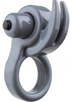 Orny Vibrating Ring Grey