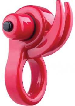 Orny Vibrating Ring Red