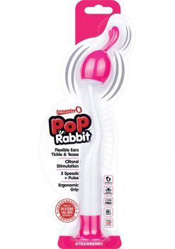 Pop Rabbit Strawberry