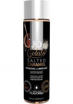 Jo Gelato Lube Salted Caramel 4oz
