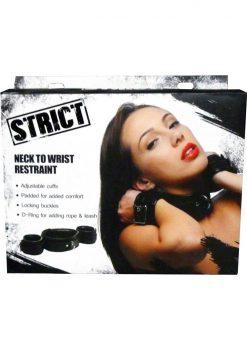 Strict Neck To Wrist Restraint