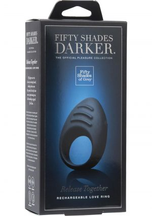 Fifty Shades Darker Release Together Usb Love Ring