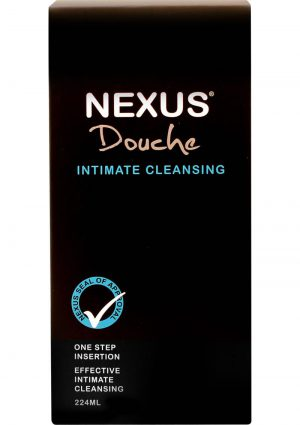 Nexus Douche Intimate Cleansing Bulb Black