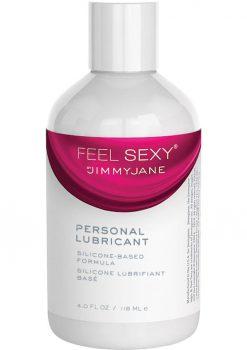 Feel Sexy Lubricant Silicone 4oz