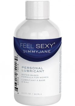 Feel Sexy Lubricant Waterbased 2oz