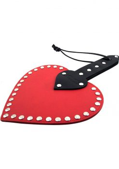 Rouge Heart Paddle Red