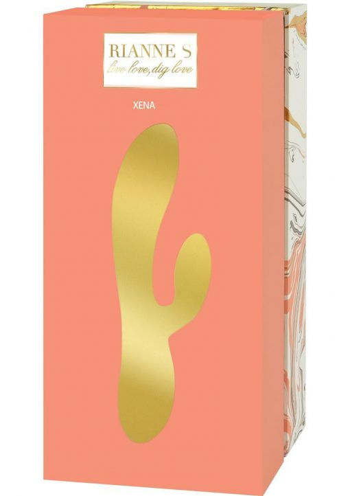 Rianne S Xena Rabbit Peach/coral