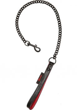 Leather Handlers Leash